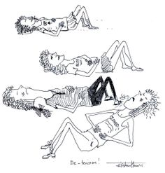 Article- Lying in semi-supine, or constructive rest