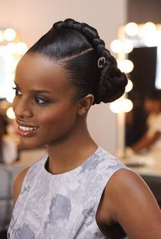 Braid Hairstyles For Short Hair African American Hairstyles For