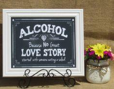 chalkboard #wedding