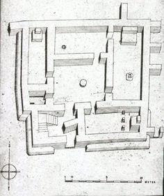 Templo-palacio de los gobernadores de Tell-Asmar, 2100