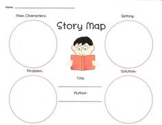 {freebie} a nice graphic organizer for character, setting