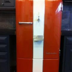 Retro Kitchen Stoves Portable Islands 1000+ Images About Old Fridges On Pinterest ...