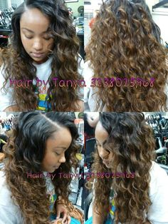 Hairstyles Weaves Sew In Weave Hairstyles Pictures Of Loose