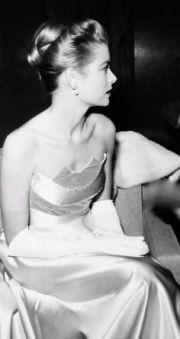1950s short hair idols grace kelly