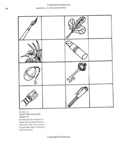 Drawing with Children Mona Brookes lesson guide. Join us