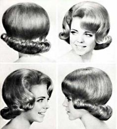 1960s Hairstyles – Top 10 Best Haircut Of 60s Era Années 60