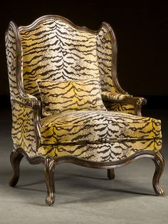 tiger print chair canvas folding chairs 1000+ images about animal prints on pinterest | furniture, and zebras