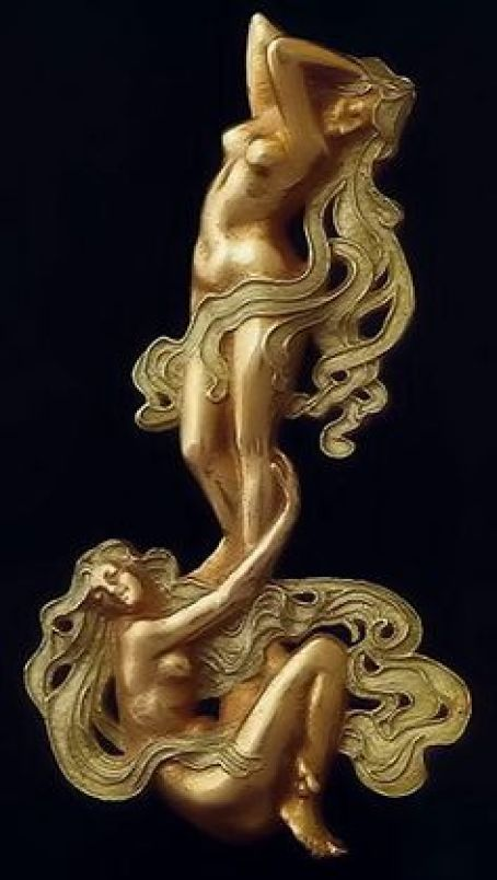 """Rene Lalique - """"Give a woman the best product you can compound. Present it in a perfect container (beautifully simple, but of impeccable taste), charge a reasonable price for it and a great business will arise such as the world has never seen. """""""