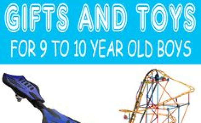 Best Gifts Toys For 9 Year Old Boys In 2014 Christmas