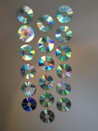 1000+ images about DIY cd on Pinterest | Cd wall art ...