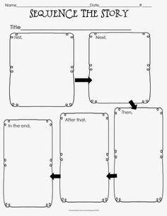 This graphic organizer is a great way for your students to