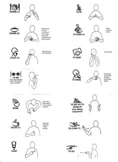 1000+ images about Makaton, Signalong, Sign and