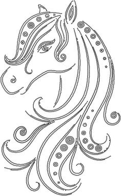 1000+ images about HORSES COLORING PAGES on Pinterest
