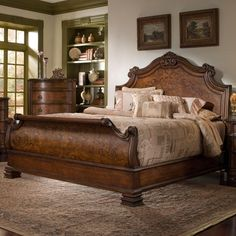 1000 Images About Bedroom Ideas On Pinterest Sleigh