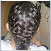 1000 crazy braids