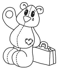 Bananas in Pyjamas Coloring Pages Free Printable Pictures