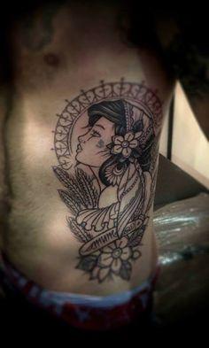Tattoo By Brice (velvet Studio  Grenoble  France) Ink