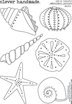 1000+ images about Under the Sea Templates on Pinterest