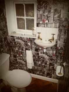 1000 images about Cloakrooms on Pinterest  Powder rooms