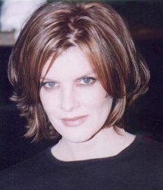 Rene Russo In The Thomas Crown Affair I Actually Had This Cut
