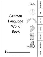 1000+ images about Teach German to Kids on Pinterest