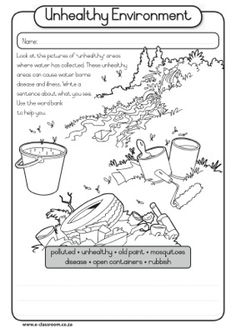 Natural Resources from Little Miss Megan on