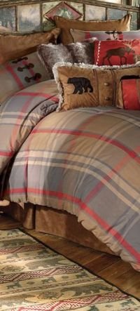 1000+ images about Cabin Bedding and Western Bedding ...