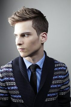 Cool Male Hair Style H A I R Pinterest Male Hair And Hair Style