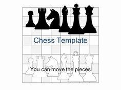 Chess Notation Printable for Young Chess Players- Great