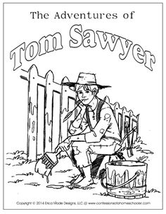 1000+ images about Las aventuras de Tom Sawyer on