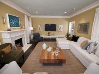 1000+ ideas about Rectangle Living Rooms on Pinterest ...