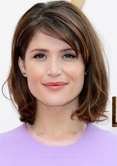 Short Hairstyles For Oval Faces With Wavy Hair Hairstyles For