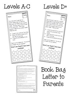 Reading Conference Communication Form for beginning