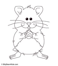 Hamster facts: The World According to Humphrey... A new