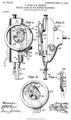 Alva J. Fisher, #Patent, Waschmaschine, washing machine
