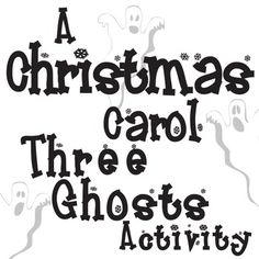 1000+ images about Teaching CHRISTMAS CAROL on Pinterest