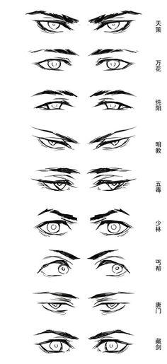 Female Nose Studies by Bluegun45.deviantart.com on