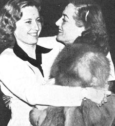 Image result for tallulah bankhead and joan crawford