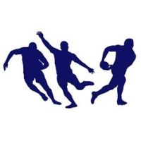 Rugby Tackle Sports and HObbies Wall Decal Wall Art ...