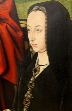 Detail of Anne of Fr