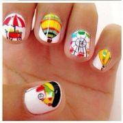 circus nails nailstorming ongles