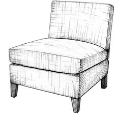 1000+ images about interior sketching on Pinterest