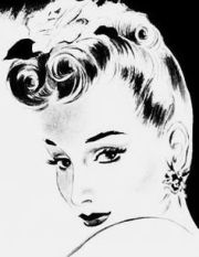 1940s hair and world
