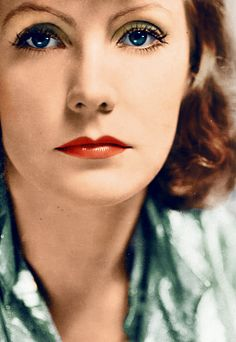 GRETA GARBO A COLOR on Pinterest | 162 Pins