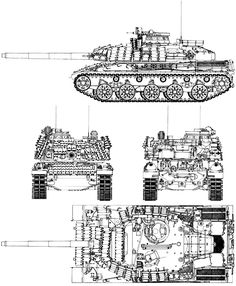 Views and profiles of the Jagdtiger Second pic Jagdtiger