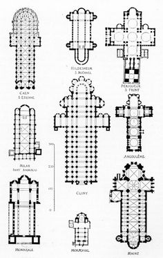 For this reason a study of Gothic architecture is largely