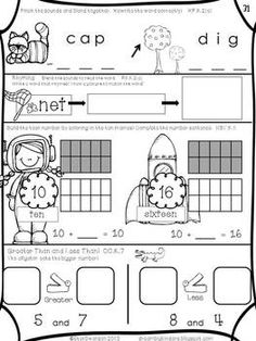 1000+ images about Morning Work First Grade on Pinterest