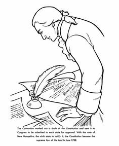 All Things John Adams: Coloring Pages: Deborah Sampson And