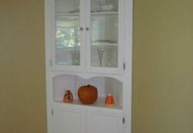 Kitchen Corner China Cabinets