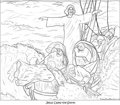 1000+ images about JESUS CLAMS THE STORM!!! on Pinterest